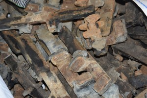 Ductile iron Cleats